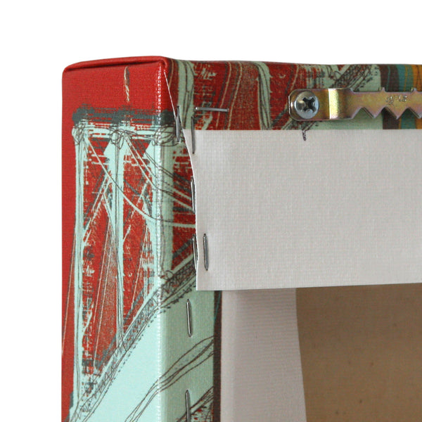 Brooklyn Bridge Print - Matthew Lew Art Print