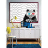 Paxton the Panda Print - Matthew Lew Art Print