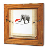 Frame Series: Tight Rope Print - Matthew Lew Art Print