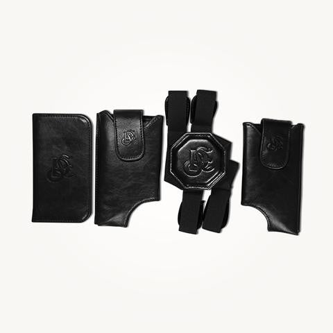 THE ORIGINAL LD WEST® HOLSTER (T-FIT) - BLACK