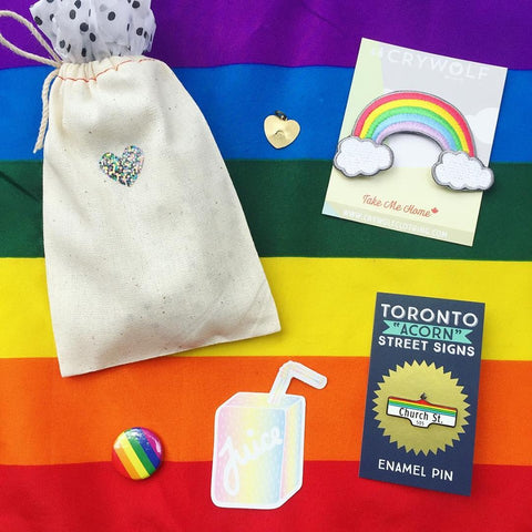 Love Is Love Mystery Bag