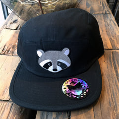 5 Panel Patch Hat