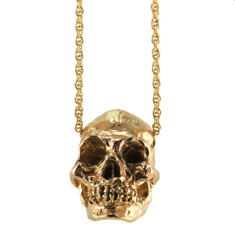 Big Skull Necklace