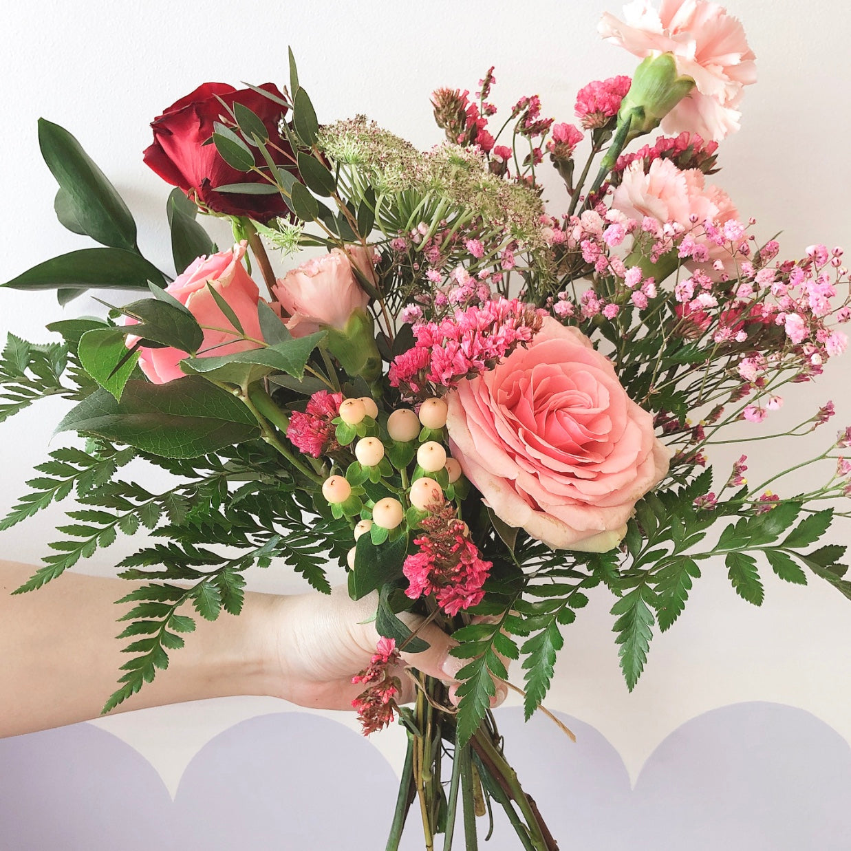 Valentine's Bouquets by Crown Flora *PRE-ORDER*