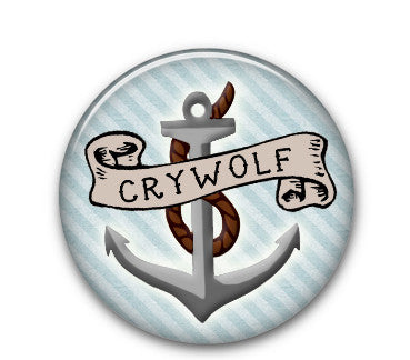 "Crywolf Anchor 1"" button"