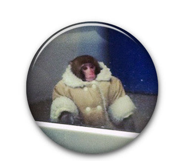 "Ikea Monkey 1"" button"