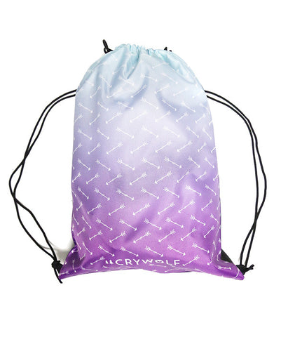 Arrows Drawstring Cinch Sack