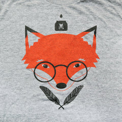 Mr. Fox Crop Top