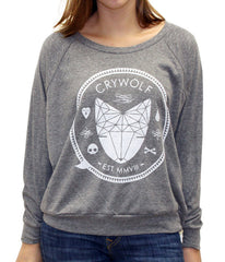 Diamond Logo Light Sweatshirt