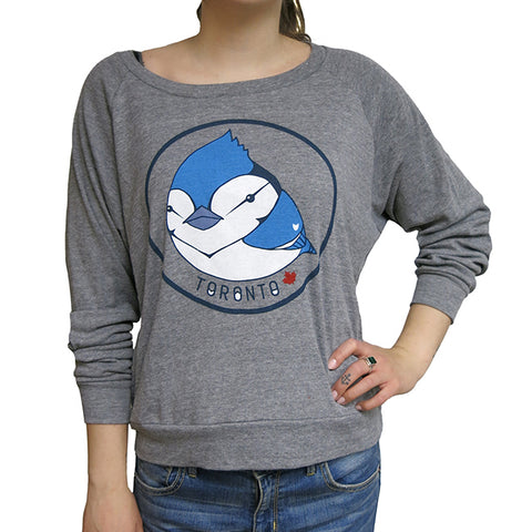 Toronto Jay Light Sweatshirt