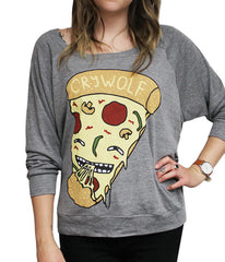 Pizza Party Light Sweatshirt