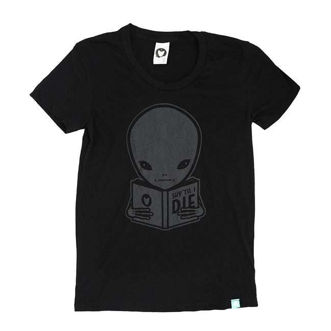 Shy Guy Alien Tshirt