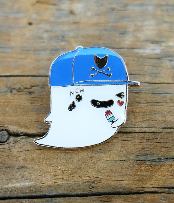 Ghostface Chiller Lapel Pin