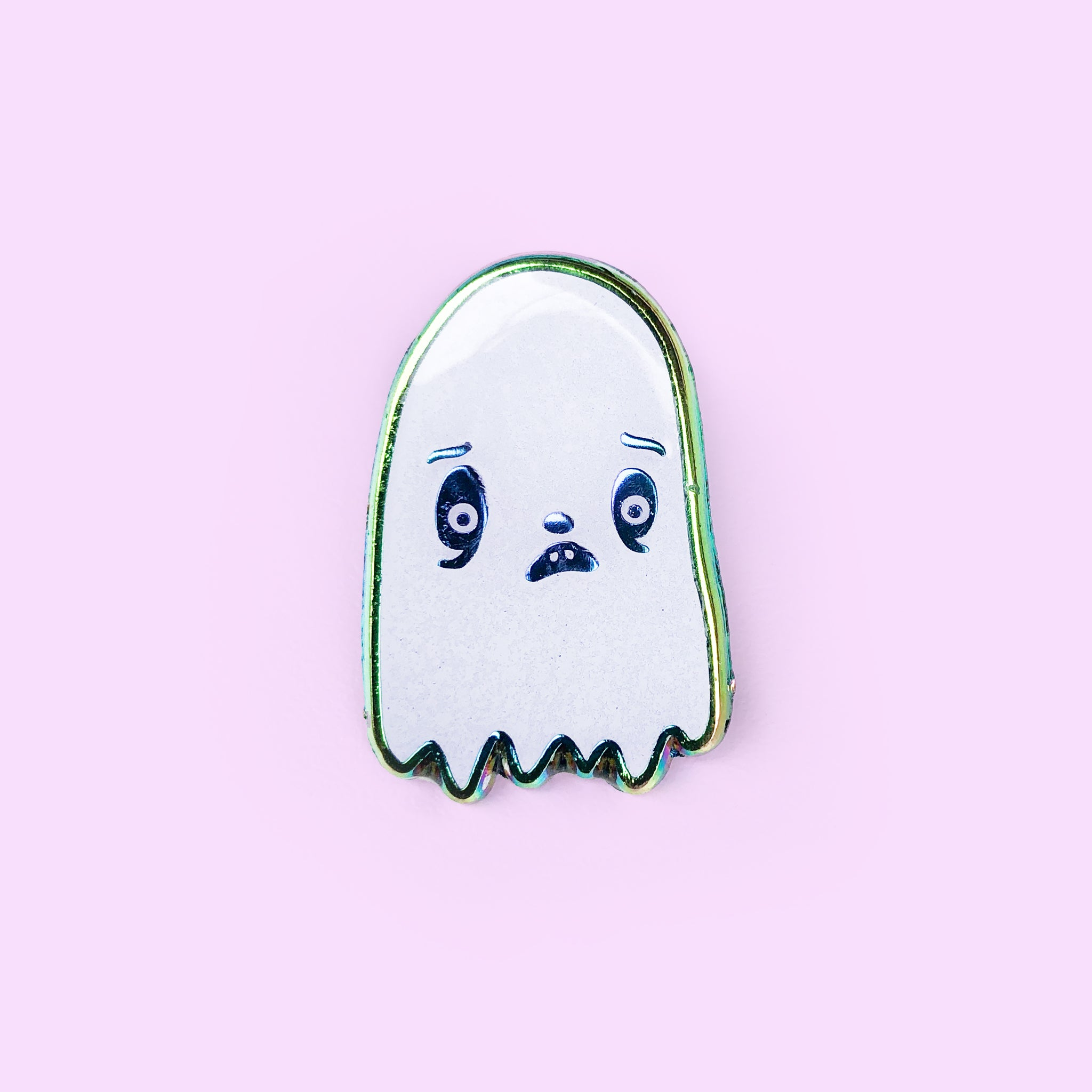 Glowstie Lapel Pin