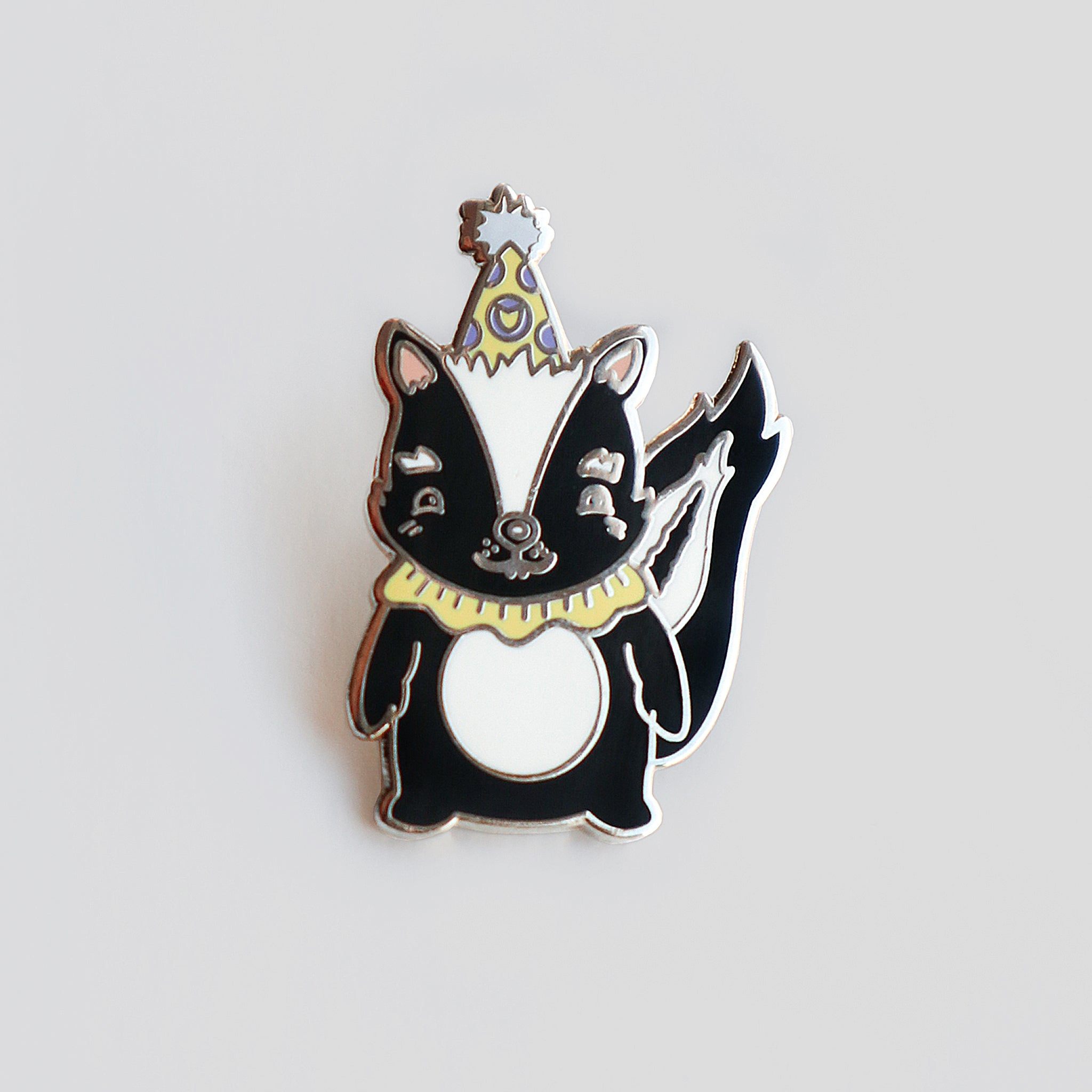 Lil Party Stinker Lapel Pin