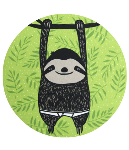 BB Sloth Mousepad