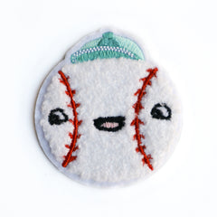 Lil Slugger Baseball Chenille Patch