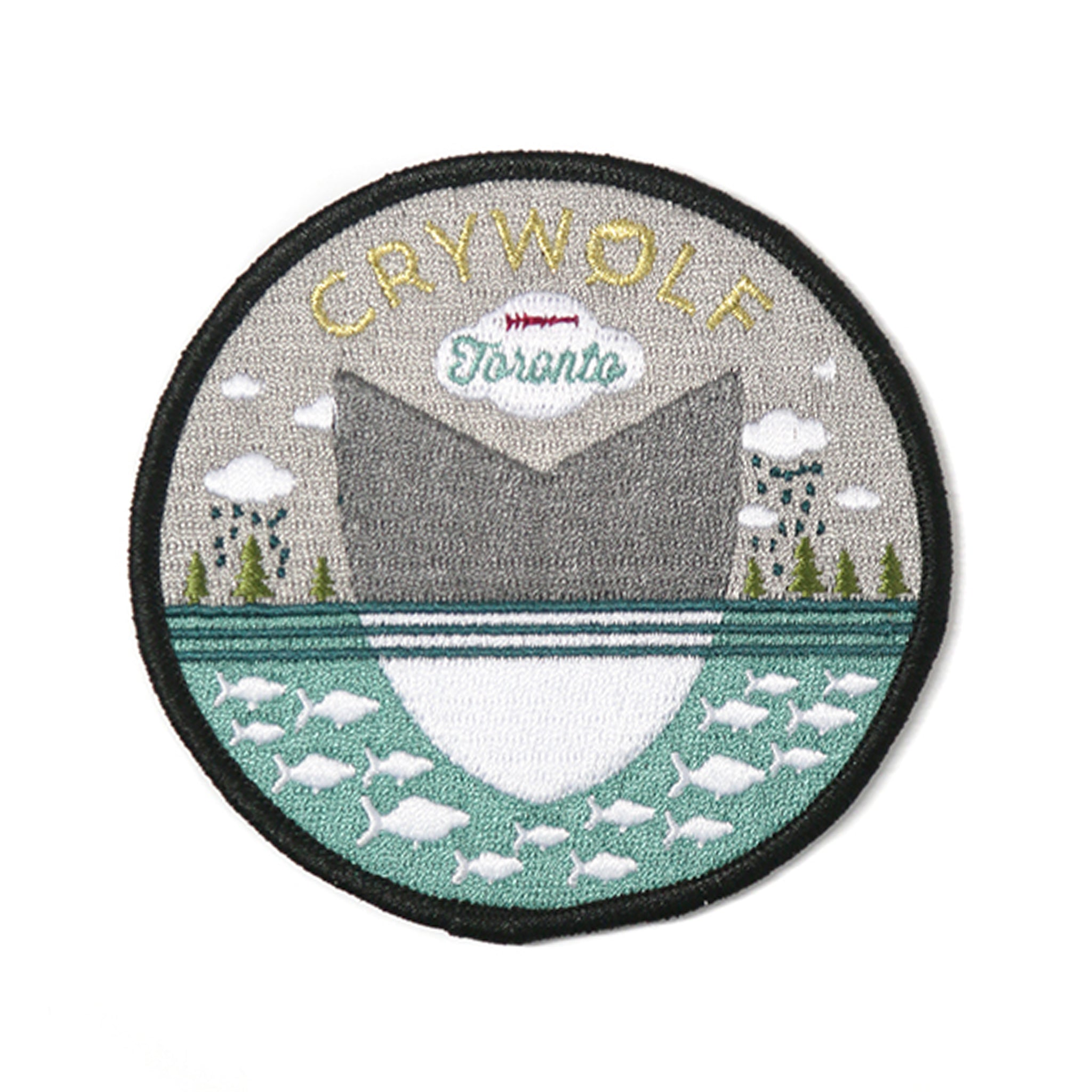 Landscape Logo Patch