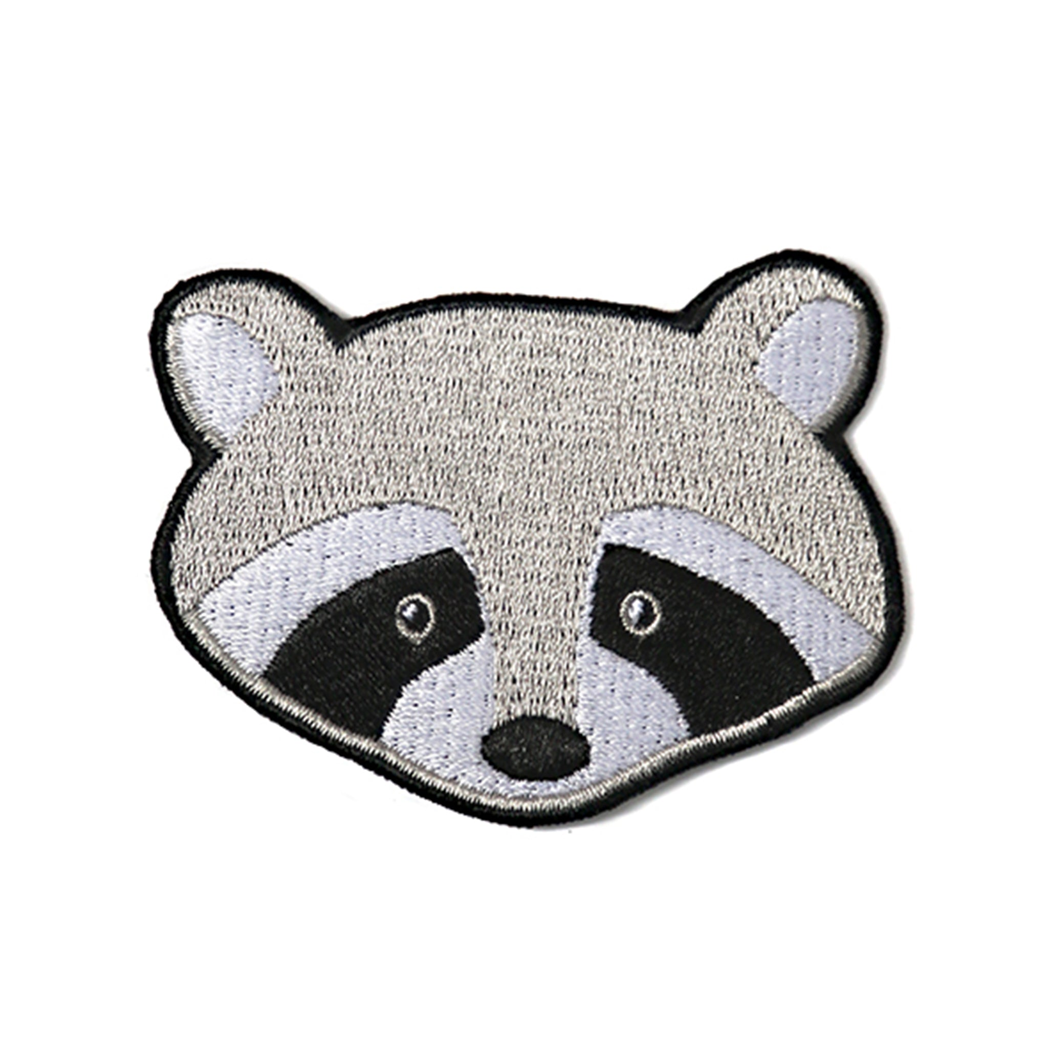 Trash Panda Head Patch