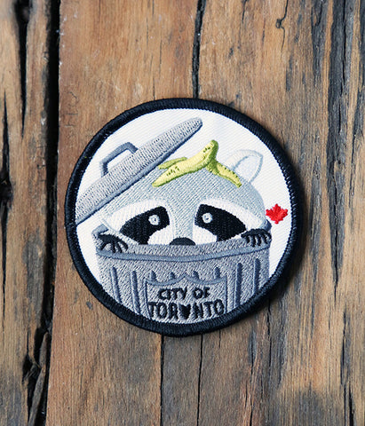 Toronto Raccoon Patch