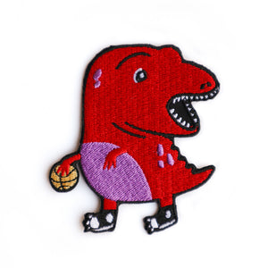 Clumsy Raptor Patch