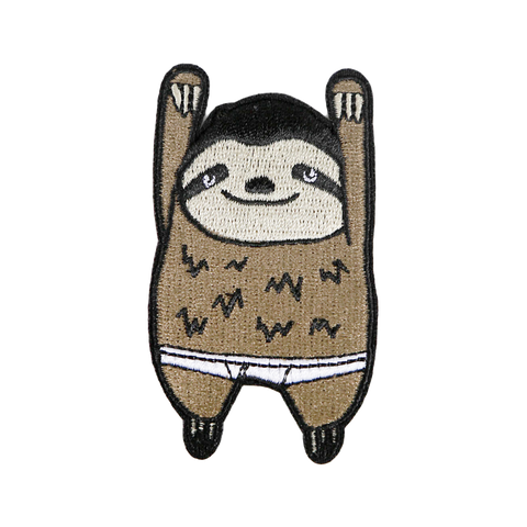 BB Sloth Patch