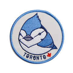 Toronto Jay Patch