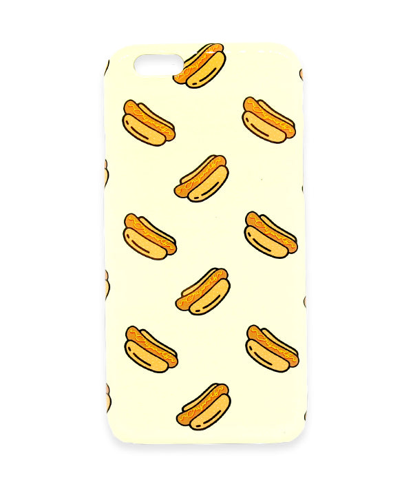 Hot Diggity Dog Iphone Case