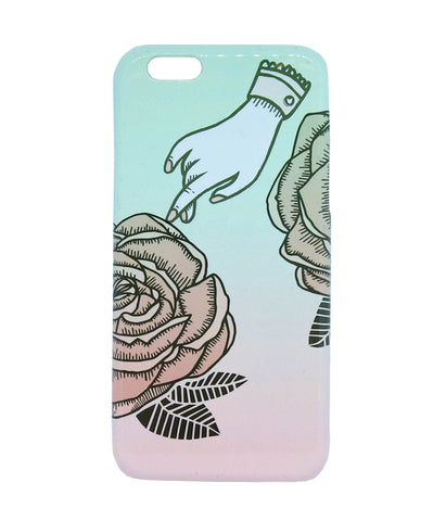 Nasty Rose Iphone Case