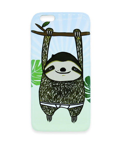 BB Sloth Iphone Case