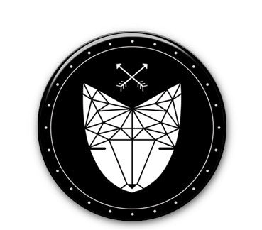 "Diamond Logo 1"" button"