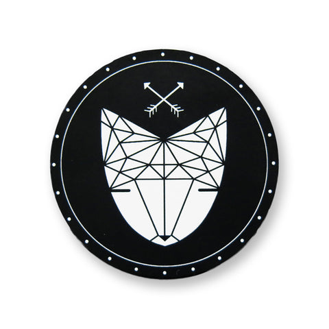 Diamond Logo Sticker