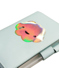 Holo Cloud Sticker