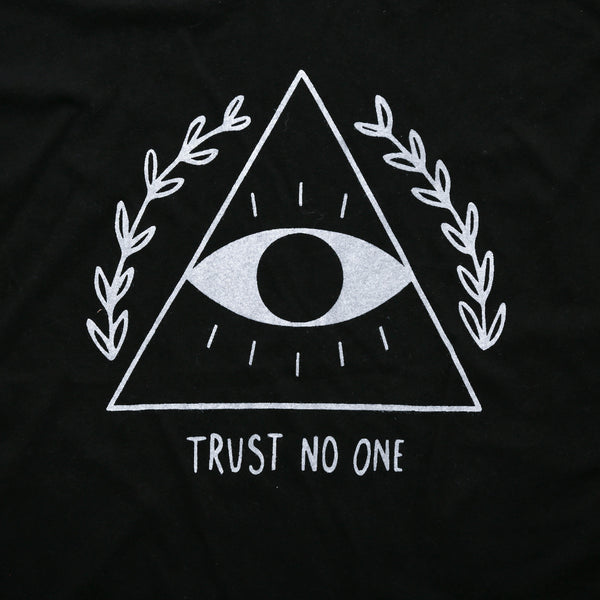Many of us don't even realize why we can't trust others.