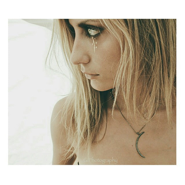 ULA NECKLACES - WOLF + SADIE