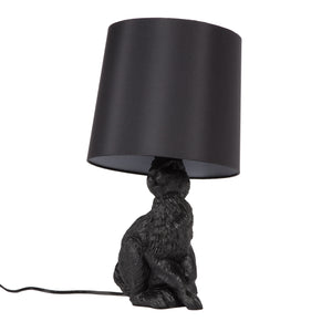 Rabbit Table Lamp - Black