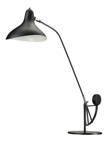 Tveit Table Lamp - Black