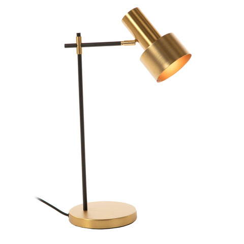 Vale Table lamp - Brushed Brass