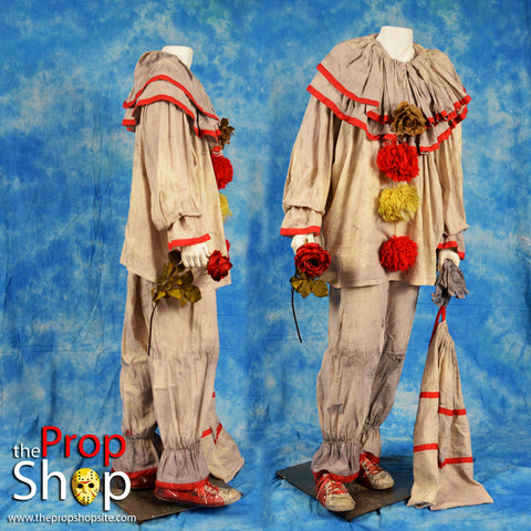 American Clown Deluxe Costume