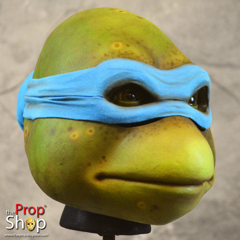 Blue Movie Turtle Mask