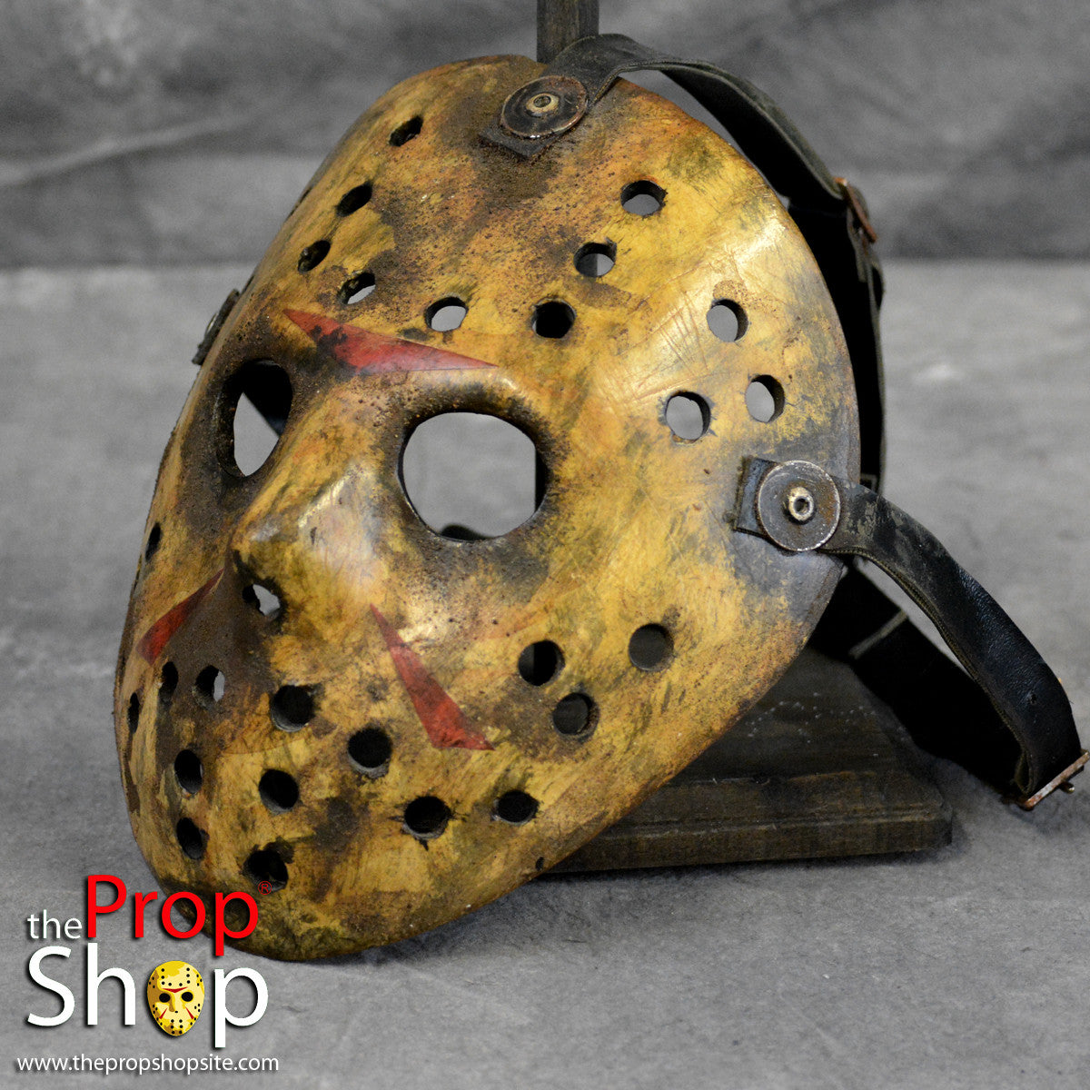 Camp Killer Hockey Mask The Prop Shop Costumes And More