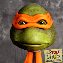 Elite Orange Movie Turtle Mask