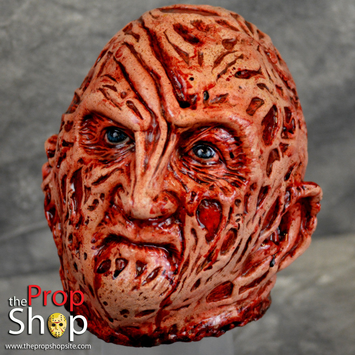 Nightmare Mask Severed Head