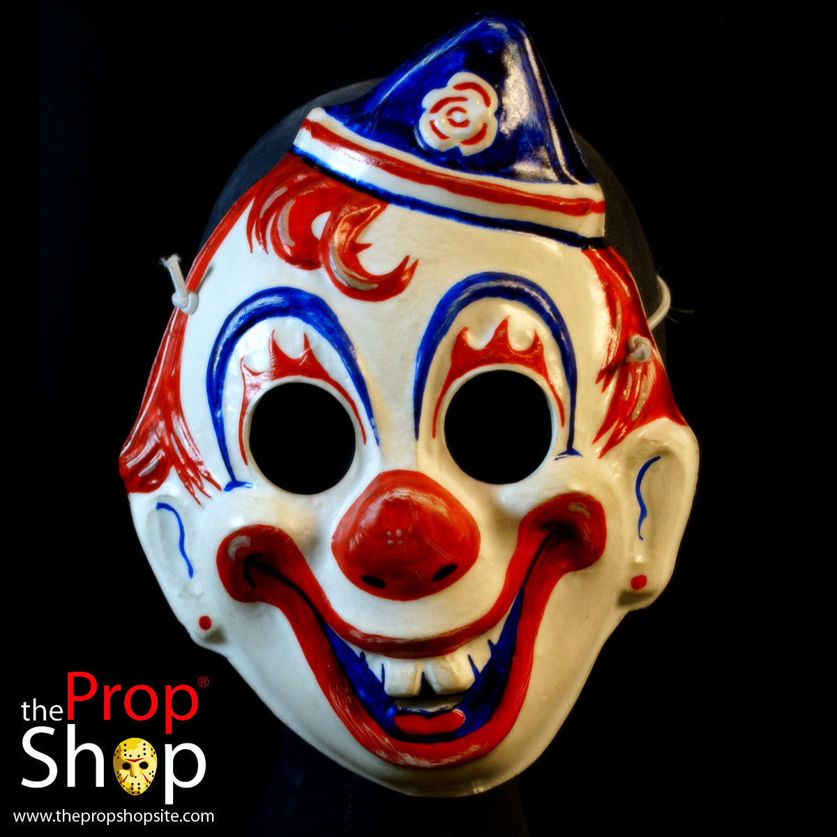 Rob Zombie Halloween Clown Mask.Psychopath Line The Prop Shop Costumes And More