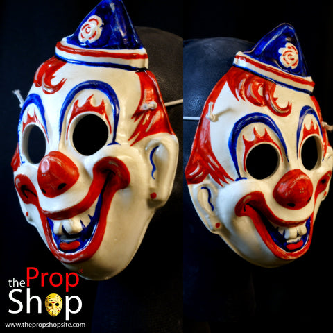 Psychopath Clown Mask