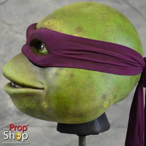 Purple Movie Turtle Mask