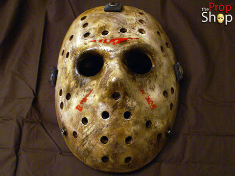 Camp Killer Reborn Mask