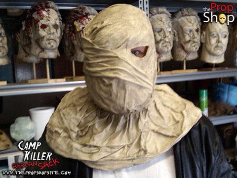 Camp Killer Reborn Sack Mask