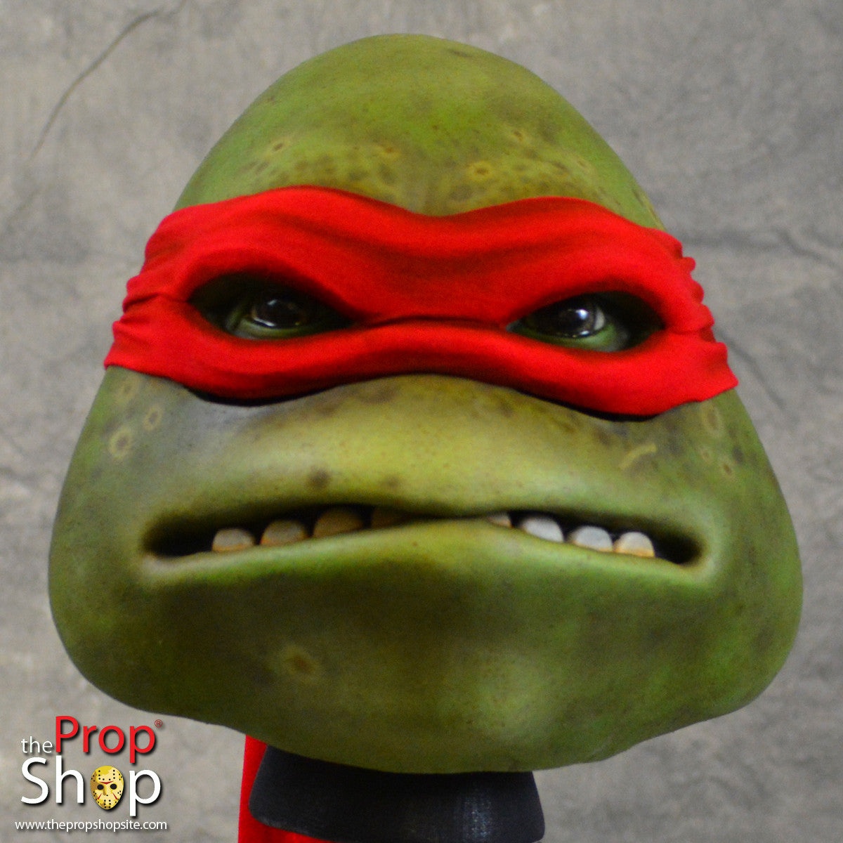 Red Movie Turtle Mask