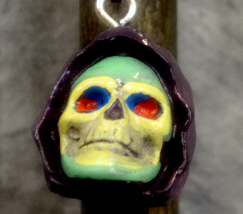 Skeleton Villain Key Chain
